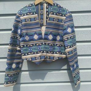 Jackets & Blazers - 5/$25 Handmade jacket/blazer